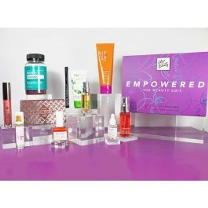 Empowered Beauty Edit - Floral Street: Wild Vanilla Orchid Worth Over £148!