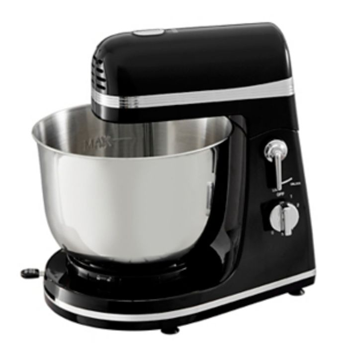 Black Stand Mixer Click and Collect