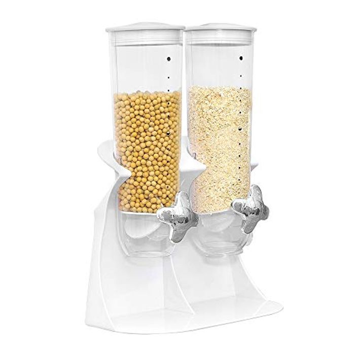 Quick Double Control Cereal Dispenser Only -7.99