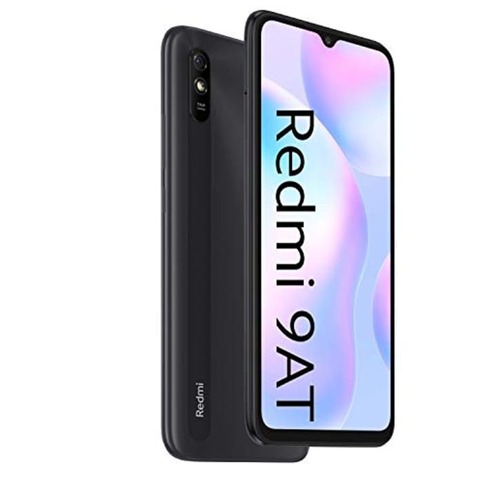 Xiaomi Redmi 9AT 2GB/32GB (UK Version + Official 2 Year Warranty)