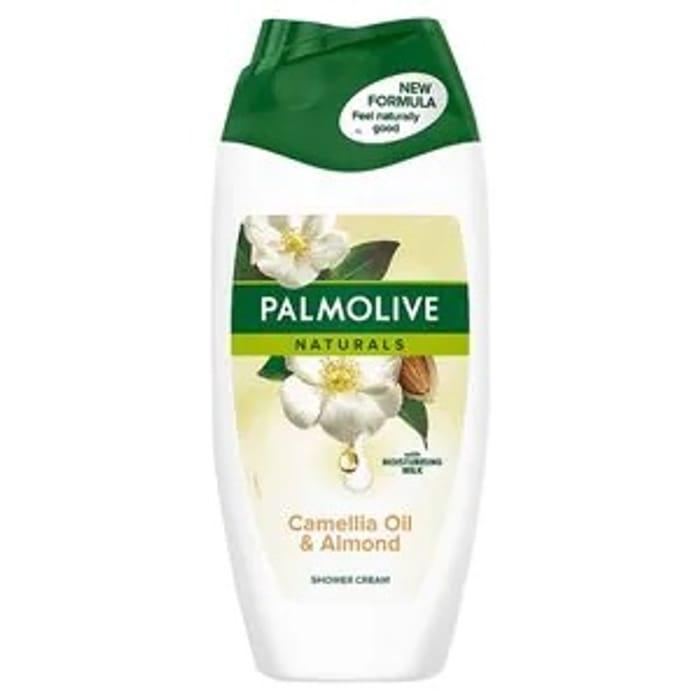 Palmolive Naturals Camellia Oil & Almond Shower Gel 250ml