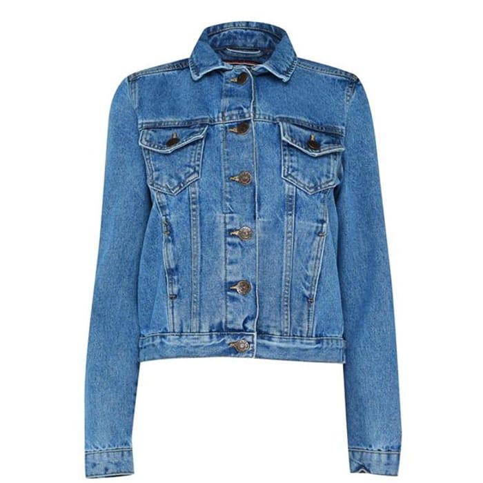 Soulcal Denim Jacket Ladies