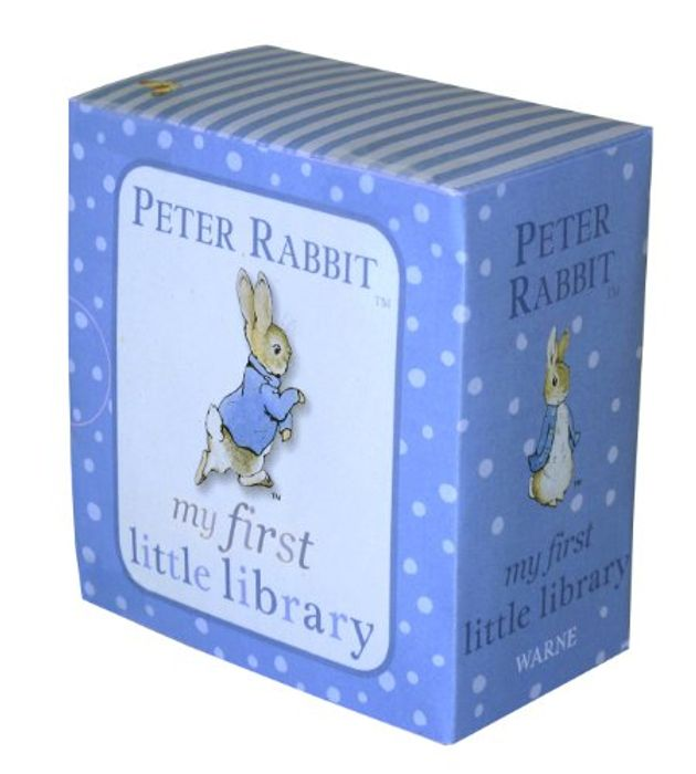 Best Price! Peter Rabbit My First Little Library