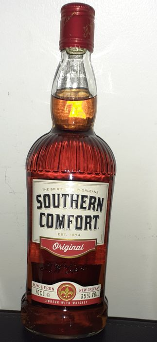 Southern Comfort 70cl £9