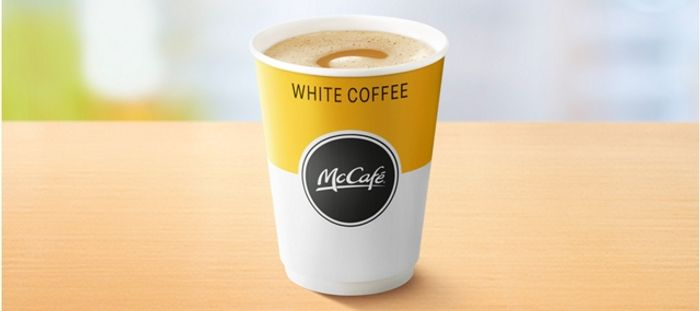 FREE McDonalds Coffee