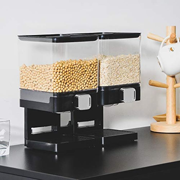 Cereal Dispenser Container with Large Capacity - Only £7.99!