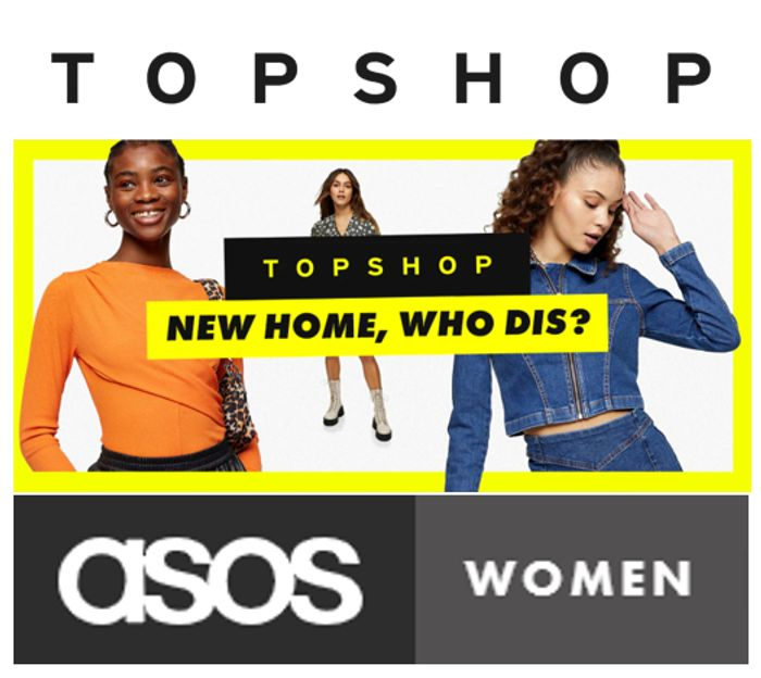 CHEAP! Who Loves TOPSHOP? TOPSHOP Clothes Now Online at ASOS