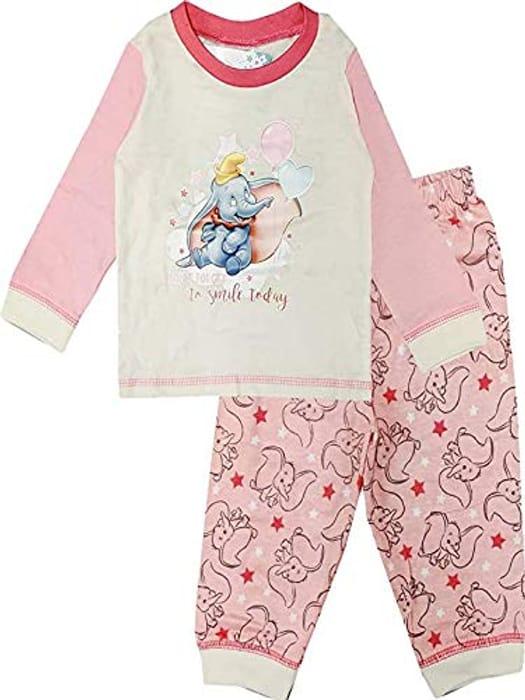 Dumbo Pyjamas (6/9. 9/12 and 18/24 Months )