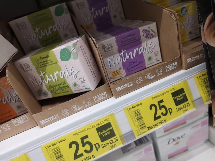 Little Soap Company Naturals