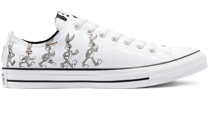Converse X Bugs Bunny Chuck Taylor All Star Low Top