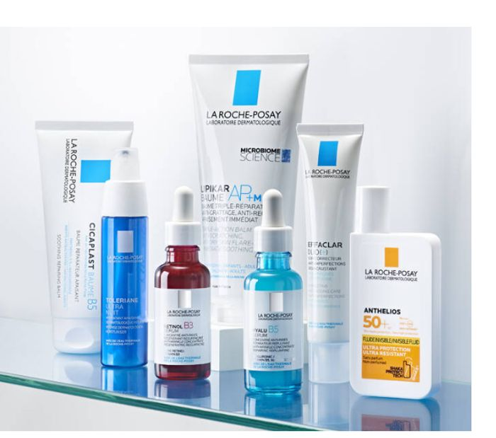 Apply To Test La Roche-Posay Skincare Products