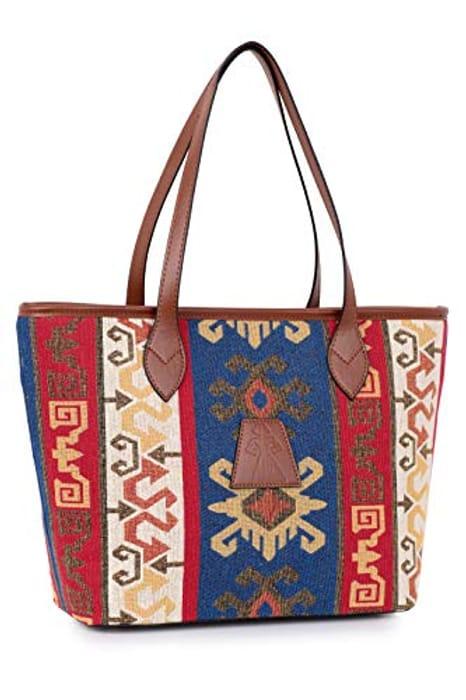 Women's Tote Handbag PU Leather +15% off Voucher
