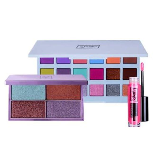 Sleek CTRL ALT CREATE Limited Edition Pastel Bundle/Free Gift Spend £12 on Sleek