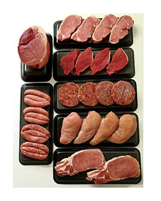 Extra Value Bargain Family Meat Hamper Pack:+ £5.99 Delivery: