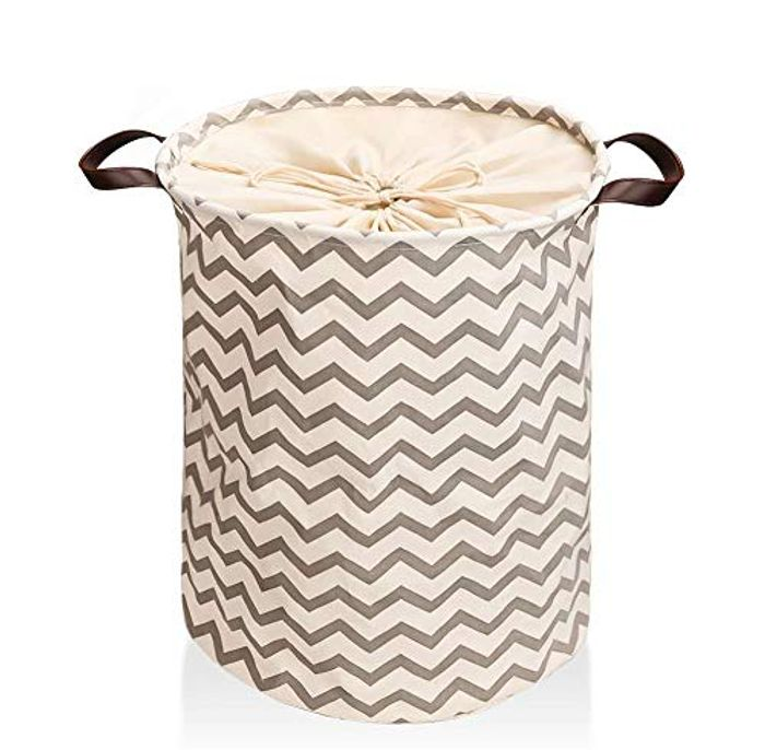 Stylish Laundry Bin with Code