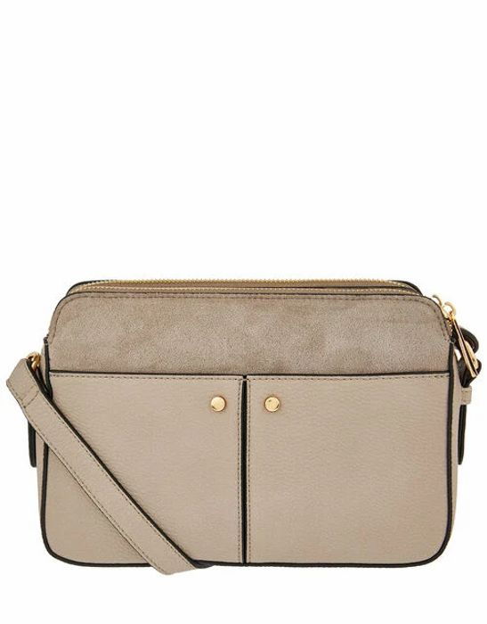 Beige Womens Handbag