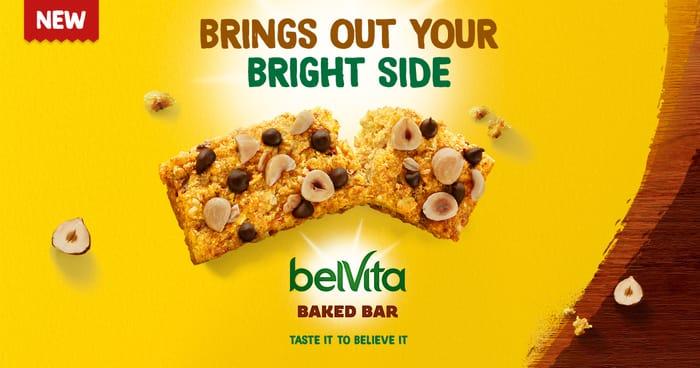 Free Belvita Baked Bar 40g