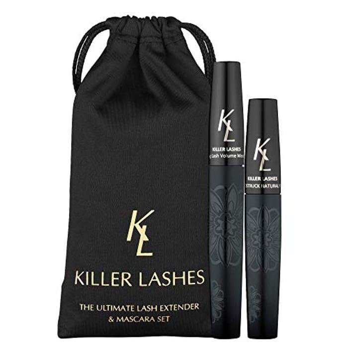 KL Killer Lashes Mascara Black at Amazon