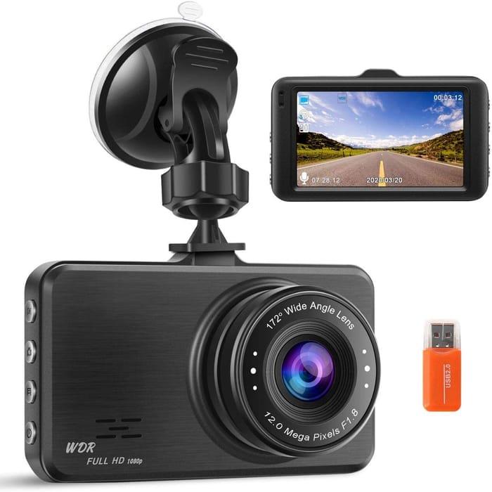 Innosinpo_zhiroad Dash Cam FHD 1080P in Car Camera Dashcam for Cars