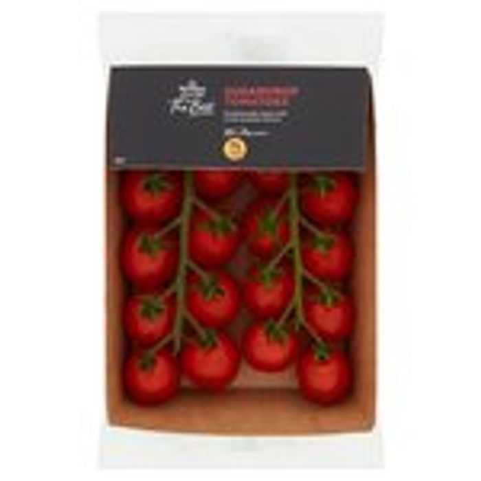 Morrisons the Best Sugardrop Tomatoes 220g