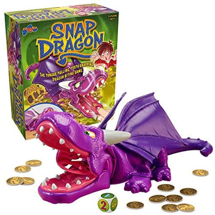 Drumond Park T73000EN Snap Dragon Game - Only £5!