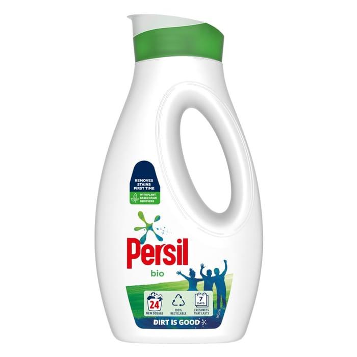Persil Biological Liquid 24 Washes 648ml