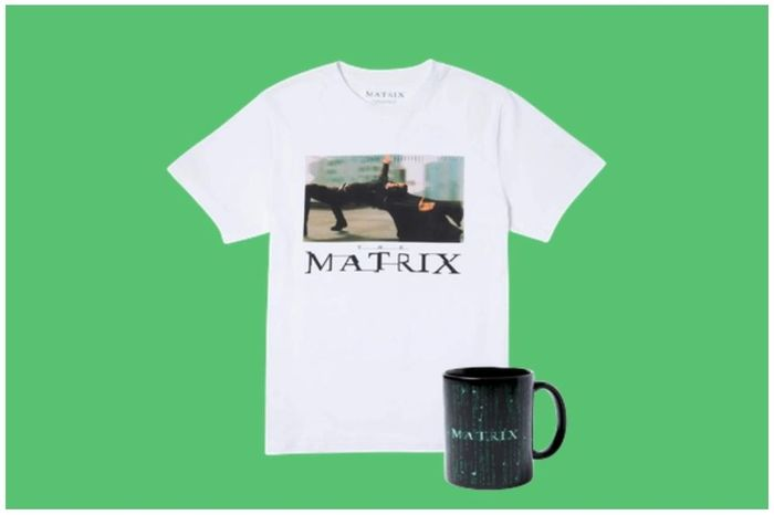 Officially Licensed Matrix T-Shirts & Mugs for Just £8.99!!