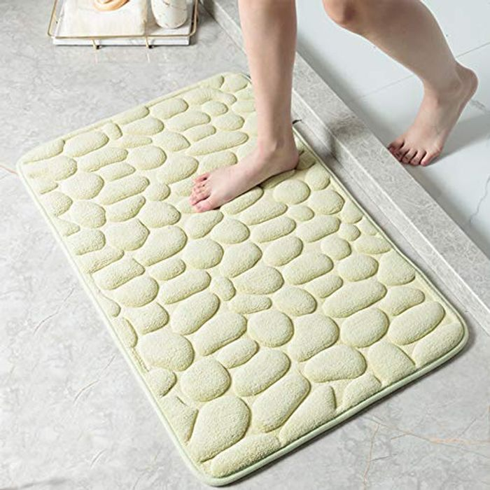 Deal Stack! Non Slip Bath Mat