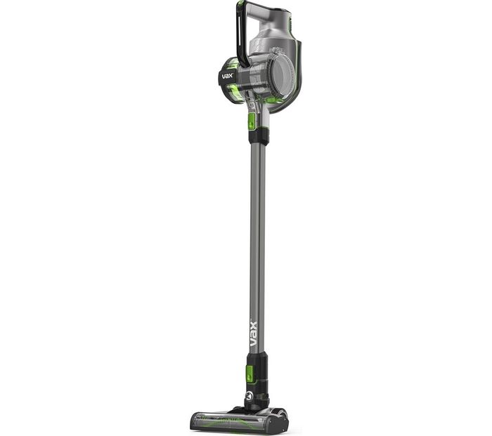 Cheap VAXBlade 24V Ultra Cordless Vacuum Cleaner - Titanium & Green - Only £129!
