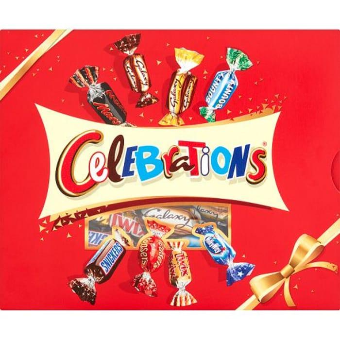 Celebrations Carton 240g