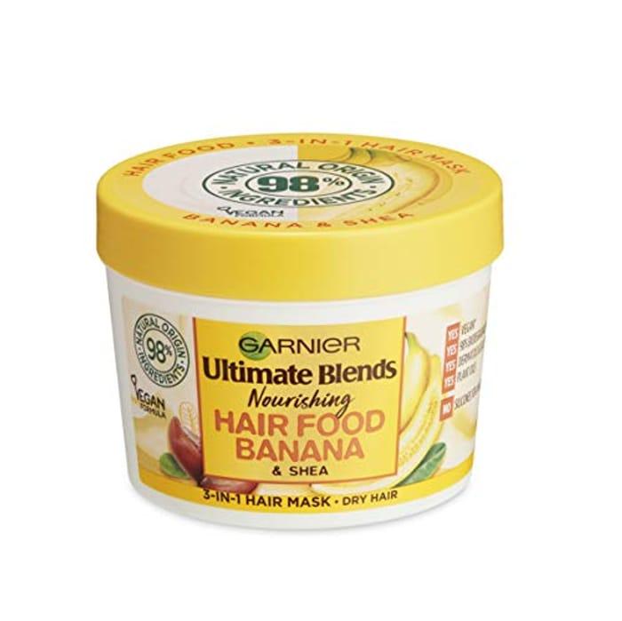 Garnier Ultimate Blends Hair Food Banana 3-in-1