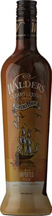 Walders Creamy Liqueur - Blended with Banoffee