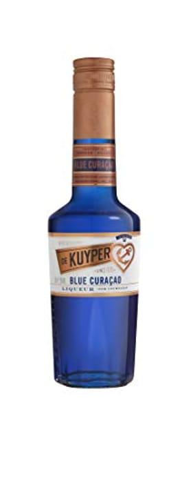 De Kuyper Blue Curacao Liqueur