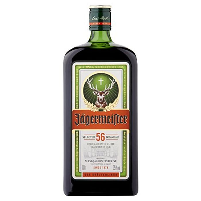 Jgermeister Herbal Liqueur