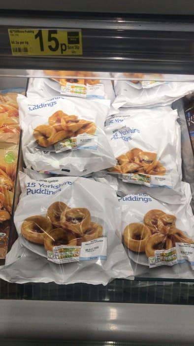 Smart Price 15 Yorkshire Puddings