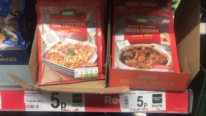Tuna Pasta Bake Sauce Mix / Chicken Casserole Sauce Mix