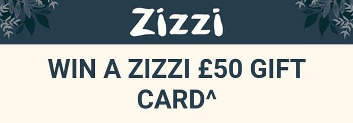 WIN a ZIZI £50 Gift Card