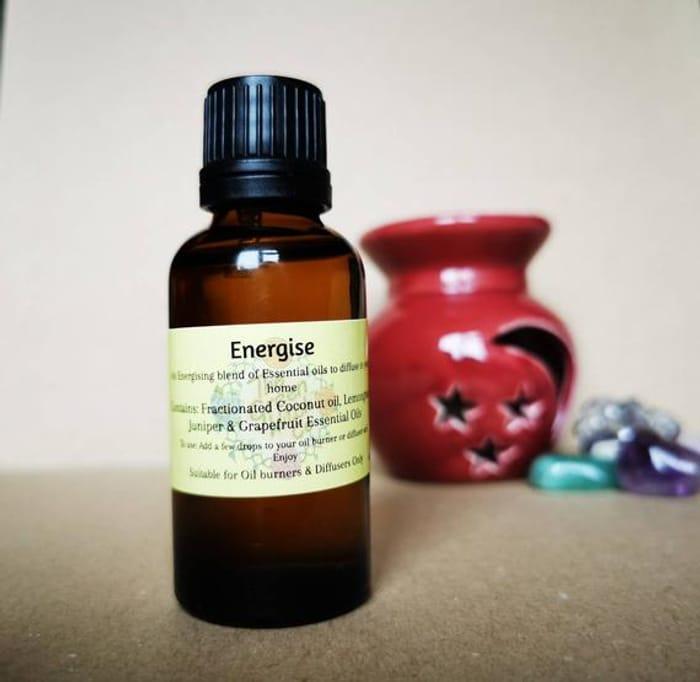 Energise Aromatherapy Fragrance