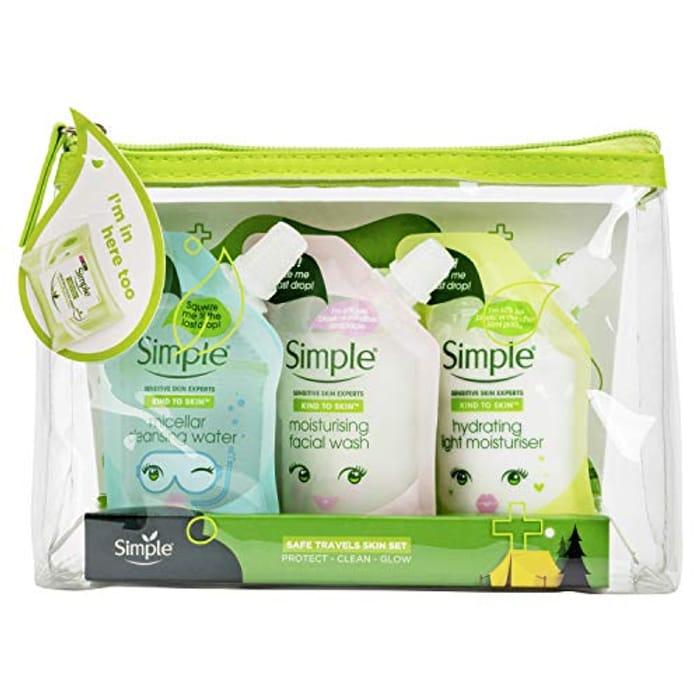 BEST EVER PRICE Simple Safe Travels Gift Set