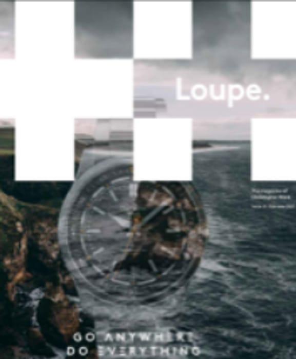 Free Loupe Watch Magazine