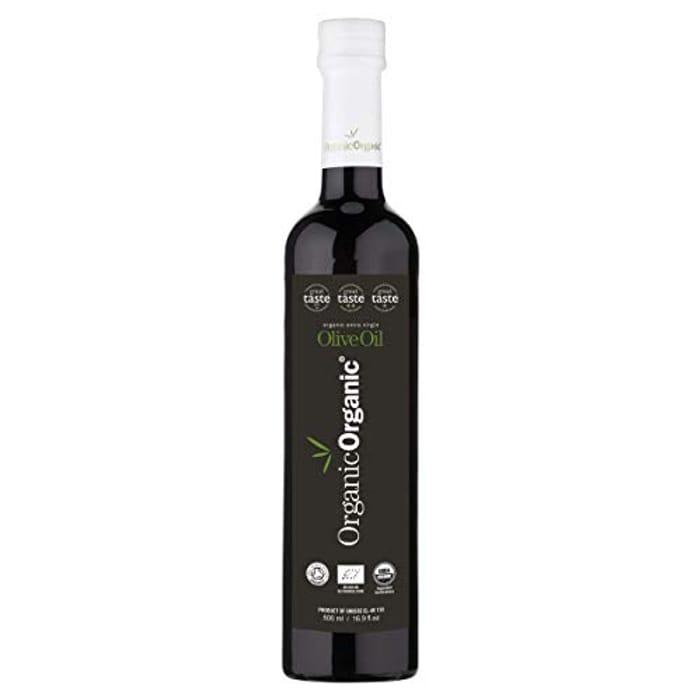 Organic Extra Virgin Olive Oil Great Taste 2019 MULTI Award Winner 500ml