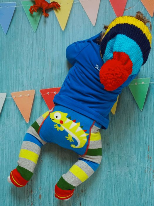 Free Blade and Rose Owl or Chameleon Baby and Toddler Leggings