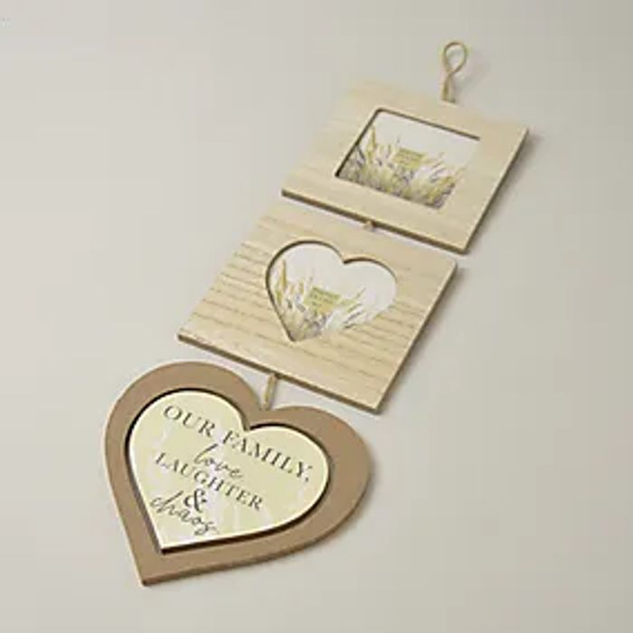 Special Buy - Multi Photo Frame Plaque