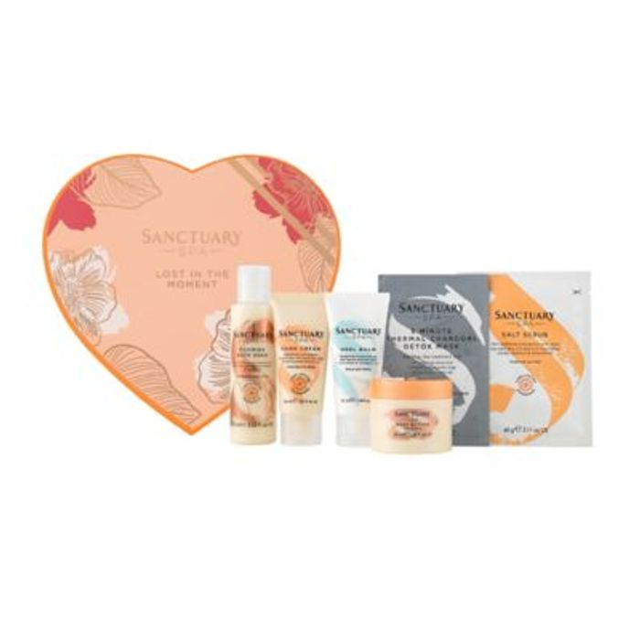 Sanctuary Spa Lost in the Moment Gift Set Only £12