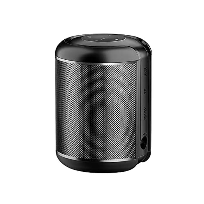 Mini Portable Bluetooth Speaker with 360 Surround Sound
