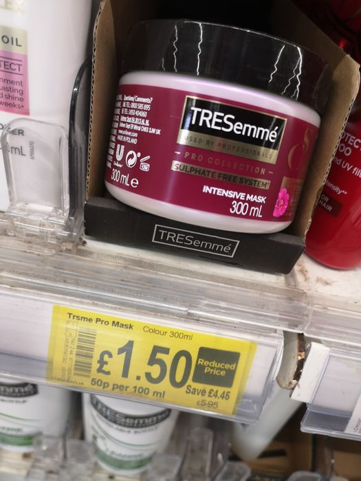 Tresemme Pro Collection Intensive Mask 300ml
