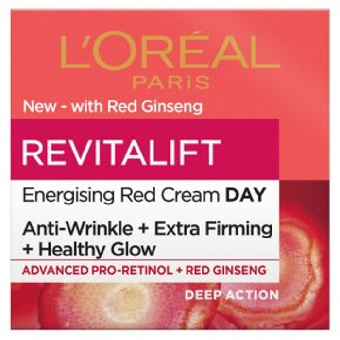 L'Oral Revitalift with Ginseng50ml