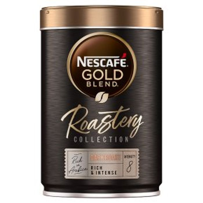 Nescafe Gold Blend Roastery Dark Roast Instant Coffee100g