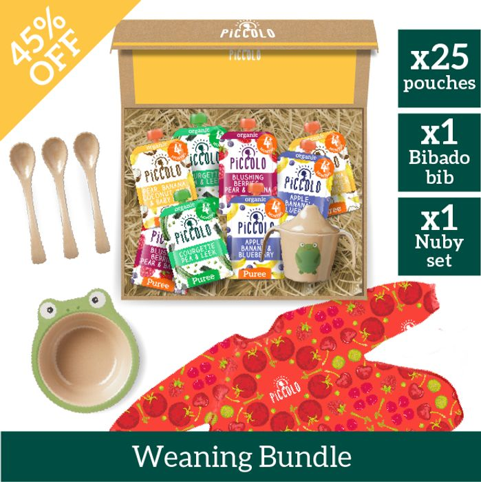 Your Ultimate Weaning Survival Kit + 45% OFF!
