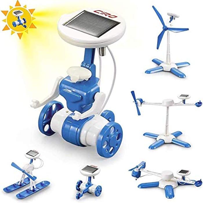STEM Solar Robot Kit